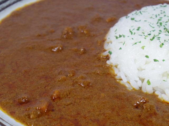 オリエンタル三河赤鶏肉味噌カレー6