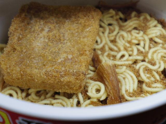 マルちゃん飯田商店醤油ラーメン4