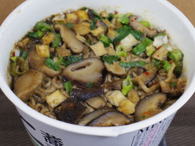 MEGAきのこ蕎麦5
