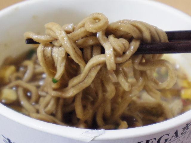 MEGAきのこ蕎麦7