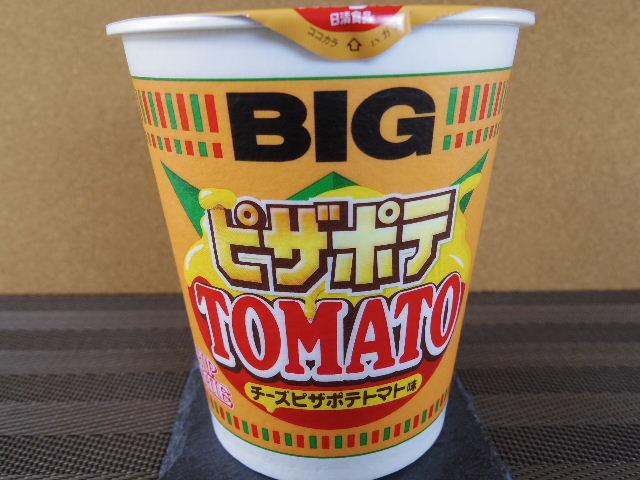 日清 カップヌードル ピザポテトマト3