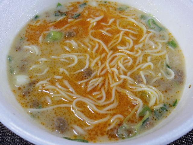 セブンプレミアム 鳴龍 担担麺6