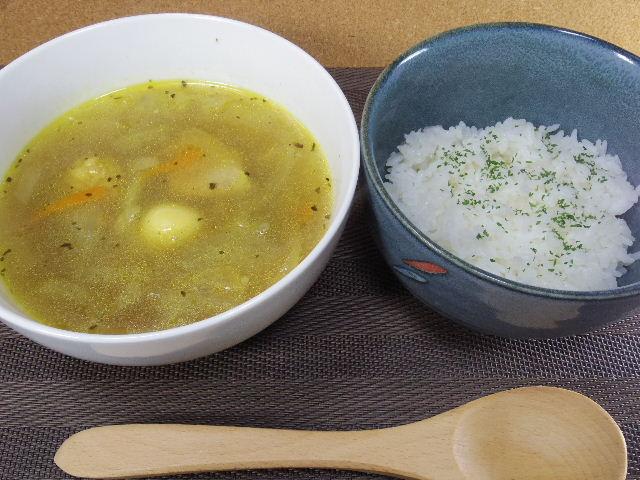 マジックスパイス スープカレー08