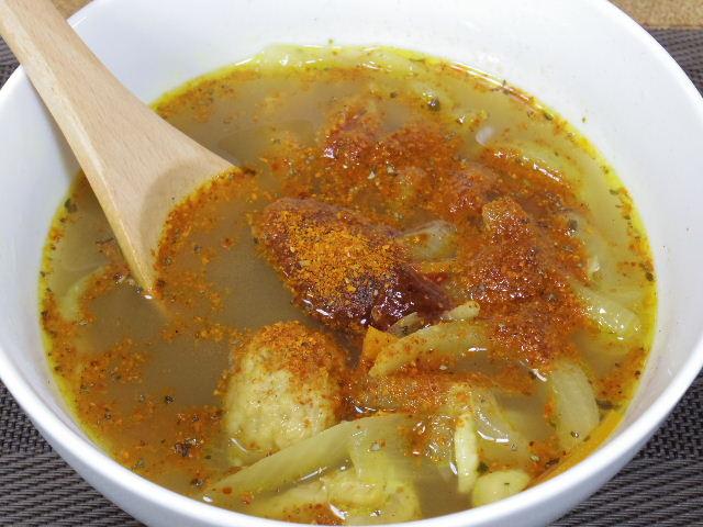 マジックスパイス スープカレー12