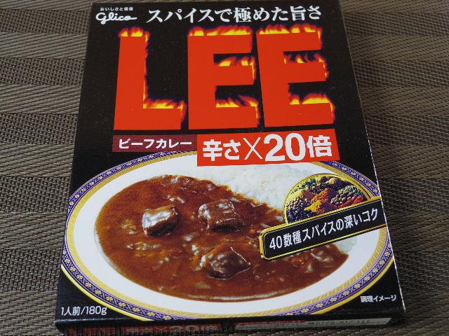 LEE20倍 箱表