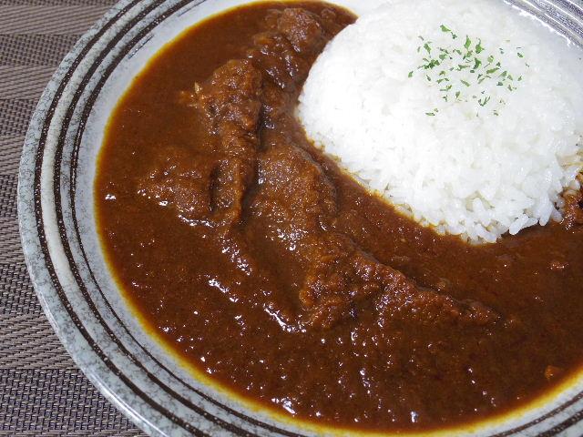 エチオピアビーフカリー激辛